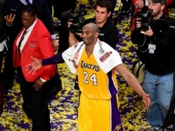 NBA Legend Kobe Bryant By The Numbers
