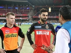 Virat Kohli Praises David Warner Ahead of Indian Premier League Final