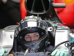 Nico Rosberg on Pole, Lewis Hamilton Suffers Engine Trouble