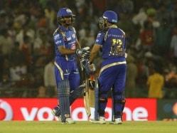 IPL: Parthiv Patel Credits Ambati Rayudu For Mumbai Indians' Win