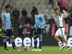 Serie A: Juventus Close In On Fifth Straight Title With Win Over Lazio
