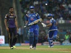 IPL, Highlights - Mumbai vs Kolkata: Rohit, Pollard Give MI Crucial Win
