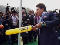 Happy to Bat for India's 2016 Rio Olympics Athletes: Sachin Tendulkar