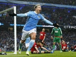 Manchester City Bounce Back Against West Bromwich Albion