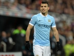 Aguero Scores 100th Premier League Goal, Man City Held by Newcastle