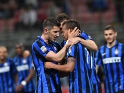 Inter Milan Keep Champions League Spot Alive, Defeat Udinese 3-1