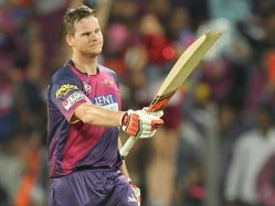 IPL: Steven Smith Blasts Magnificent Century, RPS Reach 195/3