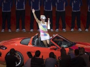 Angelique Kerber Defends Stuttgart Open Crown