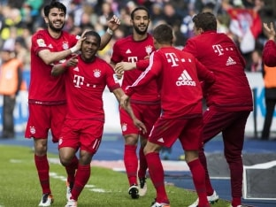 Bayern Munich Poised to Make History Despite Atletico Madrid Distraction