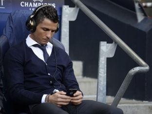 Cristiano Ronaldo Remains Doubtful For Champions League SF vs Manchester City