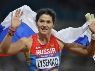 Russia's Olympic Hammer Champion Tatyana Lysenko Suspended Over Doping: IAAF