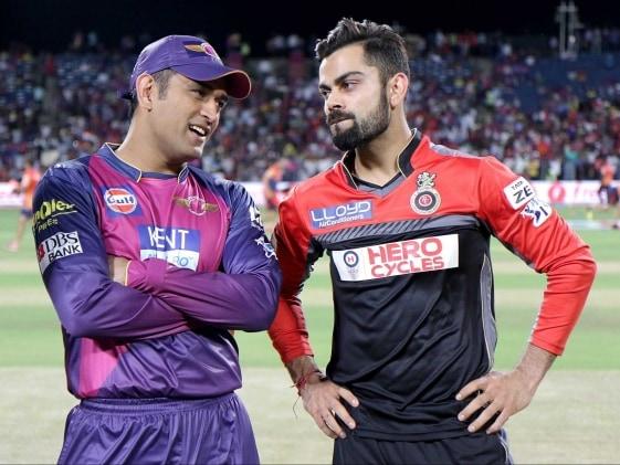 Virat Kohli vs Mahendra Singh Dhoni in IPL Exhibition Match in USA?