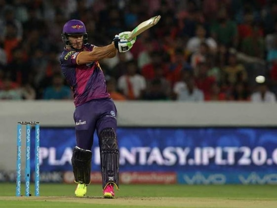 Faf du Plessis Ruled Out, Big Setback for Rising Pune Supergiants in IPL 2016