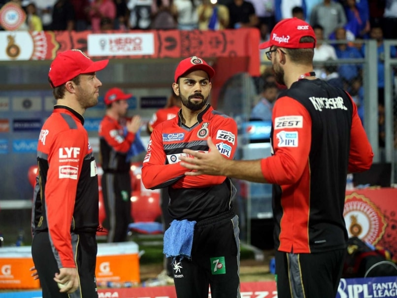 IPL: RCB Aim to Get Campaign Back on Track Against Pune Supergiants ...
