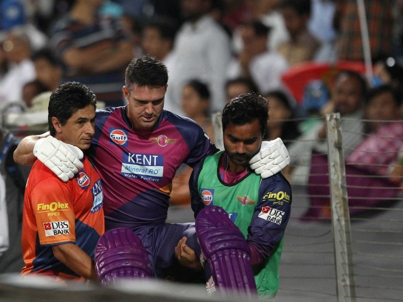 Dhoni believes Pietersen's injury can be 'blessing in disguise'