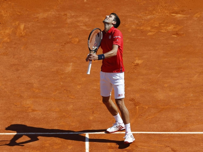 Novak Djokovic Crashes Out of Monte Carlo Masters, Loses to Jiri Vesely