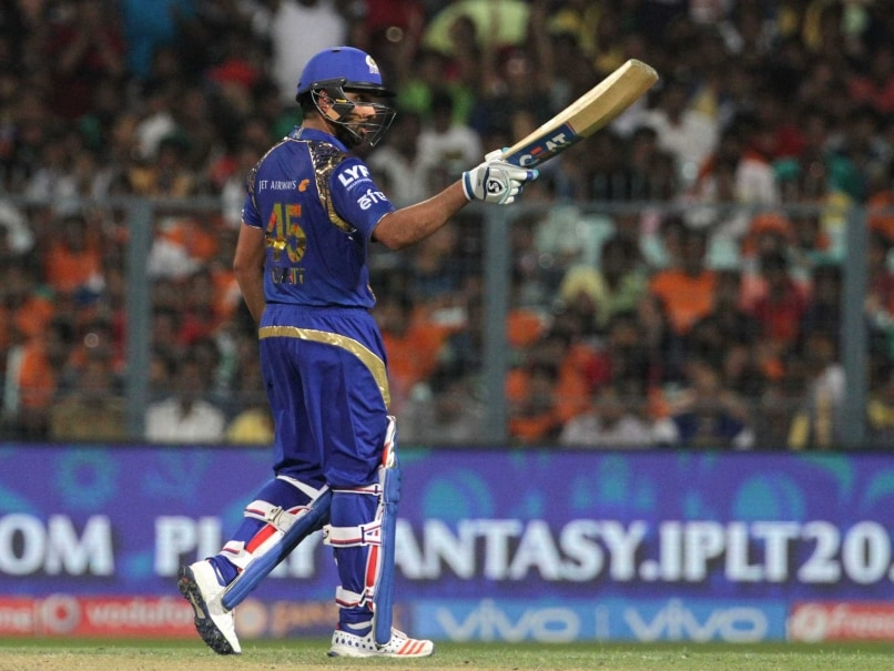 IPL: Rohit, Buttler Power Mumbai Indians to Six-Wicket Win over KKR