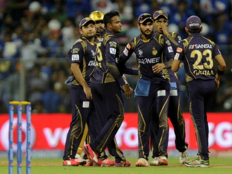 The Knightriders IPL. Image Courtesy: NDTV