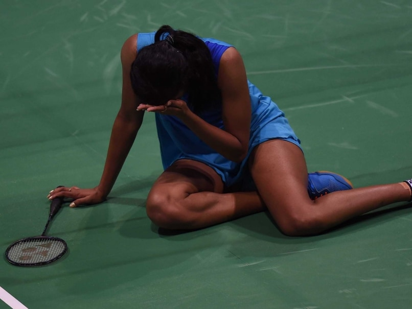 PV Sindhu Knocked Out of Singapore Open Badminton