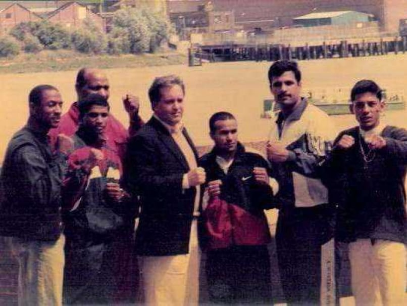 A Generation Lost, Vijender Singh Lucky Among India's Pro Boxers