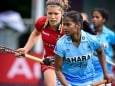Indian Women's Hockey Team Players Made to Sit on Train Floor