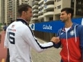 Rio Olympics: Michael Phelps Star-Struck on Meeting Novak Djokovic