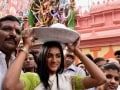 PV Sindhu, After Rio 2016 Glory, Fulfills Pledge At Hyderabad Temple