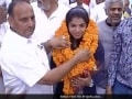 Sakshi Malik, Olympic Medallist, Returns to Hero's Welcome