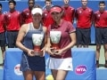 Sania Moves Alone at The Top of Doubles Rankings After Cincinnati Win