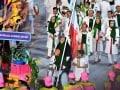 Rio Olympics: Zahra Nemati Creates History, Becomes First Female Flag-Bearer For Iran