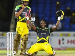 Caribbean Premier League: Andre Russell's Record Ton Takes Jamaica Tallawahs to Final