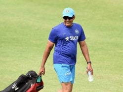 Kumble Not Worried About Rankings As India Set For Grudge Series vs WI