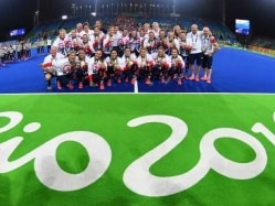 Rio 2016: Britain Women Win Maiden Hockey Gold, Germany in Football