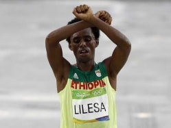 Rio Olympics: Protest Runner Fails to Return to Ethiopia