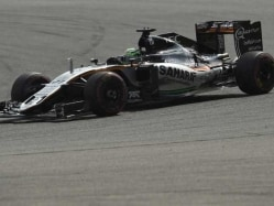 Belgian GP: Force India Move up to Fourth After Strong Finish
