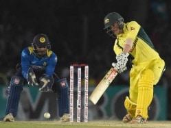 3rd ODI: Australia Spoil Tillakaratne Dilshan's Farewell, Achieve Tense Two-Wicket Win