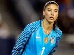 Hope Solo, Receives Six Month Ban for 'Bunch of Cowards' Comment