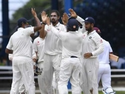 India vs WI 4th Test Highlights: Rain Forces Early Stumps on Day 1