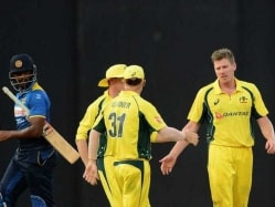 James Faulkner Hattrick Checks Rampaging Sri Lanka