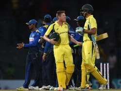 Australia Beat Sri Lanka in 1st ODI, Snap Losing Streak