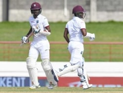 West Indies Make Strong Start After India End at 353