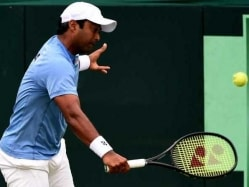 Leander Paes-Andre Begemann Knock Out Top Seeds in Winston-Salem