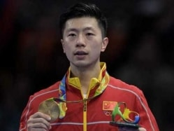 Rio 2016: China's Ma Long Completes Table Tennis Grand Slam, Wins Gold