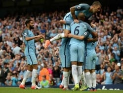 Raheem Sterling Scores Brace as Manchester City Beat West Ham 3-1