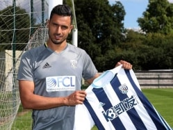 Premier League: West Brom Pay Record Fee to Land Nacer Chadli