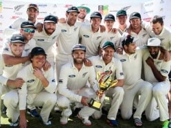 New Zealand Thrash Zimbabwe By 254 Runs To Seal Series 2-0