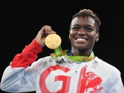 Rio Olympics: Britain's Nicola Adams First Woman to Retain Boxing Title