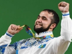 Rio 2016: Dope Offender Wins Gold in Weightlifting, Smashes World Record
