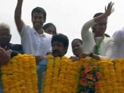After Telangana, Andhra Pradesh Gives Red Carpet Welcome For Sindhu