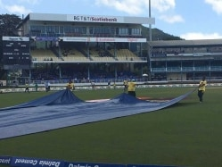 4th Test: Rain, Wet Outfield Plays Spoilsport, Day 3 Washed Out